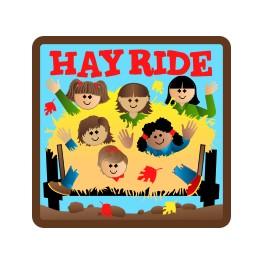 Hay Ride (6 girls)