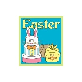 Easter fun patch