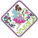 Fairies fun patch