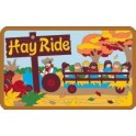 Hay Ride fun patch