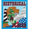 Historical Places fun patch