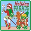 Holiday Parade fun patch