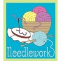 Needlework fun patch
