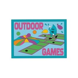Outdoor Games fun patch