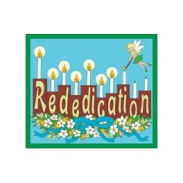 Rededication