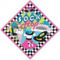 Sock Hop fun patch