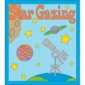 Star Gazing fun patch