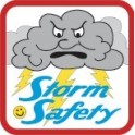 Storm Safety fun patch