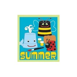 Summer fun patch