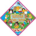 Summer Day Camp fun patch