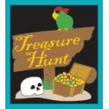 Treasure Hunt fun patch
