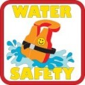Water Safety fun patch