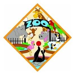 Zoo fun patch