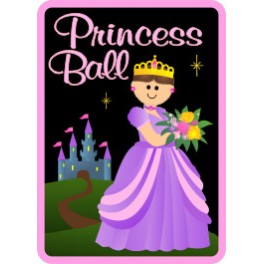 Princess Ball fun patch