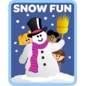 Snow Fun (snowman) fun patch