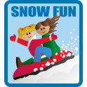 Snow Fun (tubing) patch