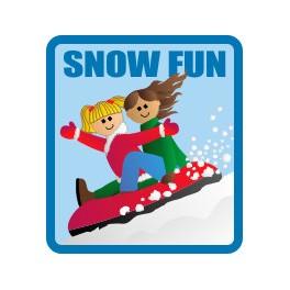 Snow Fun (tubing) patch
