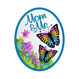 Mom & Me (Butterflies)