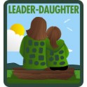 Leader Daughter fun patch
