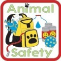 Animal Safety fun patch