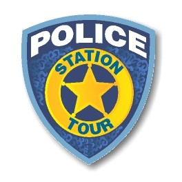 Police Station Tour fun patch