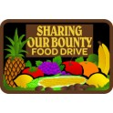Sharing Our Bounty (Fruits & Veggies)