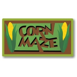 Corn Maze fun patch