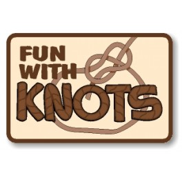 Fun With Knots fun patch