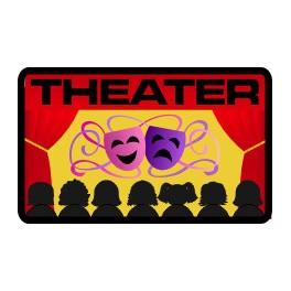 Theater fun patch