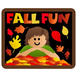 Fall Fun patch