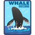 Whale Watching fun patch