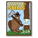 Outdoor Skills (beaver)  fun patch