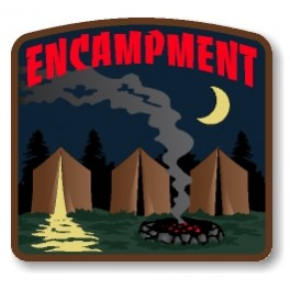 Encampment fun patch