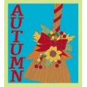 Autumn fun patch