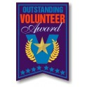 Outstanding Volunteer Award patch