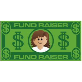 Fund Raiser fun patch