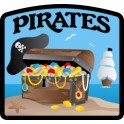 Pirates fun patch