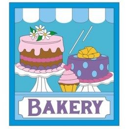 Bakery fun patch