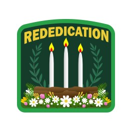 Rededication (Candles)