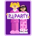 P.J. Party fun patch