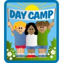 Day Camp (banner) fun patch