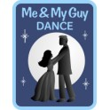 Me & My Guy Dance (Silhouette)