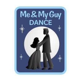 Me & My Guy Dance (Silhouette)