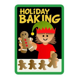 Holiday Baking (Cookies)