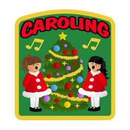 Caroling (Tree) fun patch