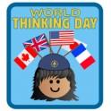 World Thinking Day (Cap) fun patch