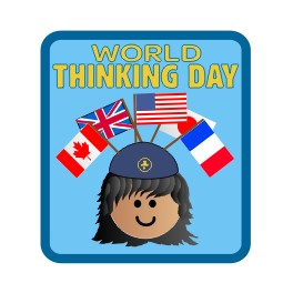 World Thinking Day (Cap) fun patch