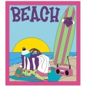 Beach fun patch