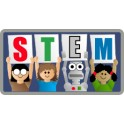 STEM (Robot) fun patch