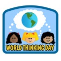 World Thinking Day (3 Girls)